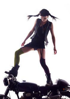 "Rooney Mara as Lisbeth Salander aka ""The Girl With the Dragon Tattoo"" by Jean-Baptiste Mondino"