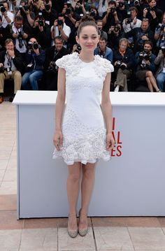 Marion Cotillard - 'The Immigrant' Photo Call in Cannes