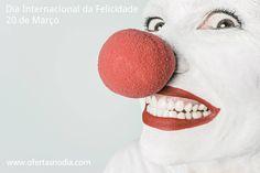 Hoje é Dia Internacional da Felicidade \o/ >>> www.ofertasnodia.com <<<