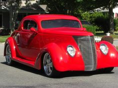 '37 Ford