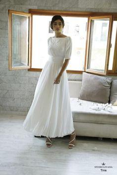 Modest wedding gowns 2016 tina (2)