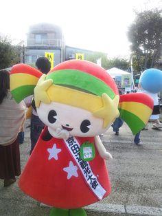キララちゃん(Kirarachan),ゆるキャラ祭 in HIKONE 2011
