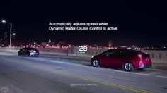 AbanCommercials: Toyota TV Commercial  • Toyota advertsiment  • Full Speed Dynamic Radar Cruise Control - Prius • Toyota Full Speed Dynamic Radar Cruise Control - Prius TV commercial • A smarter way to cruise, so you can just go with the flow.