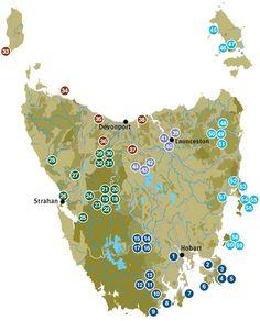 Great Short Walk Map
