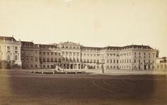 Schonbrunn palace Vienna, Old Photos, Palace, Louvre, Building, Travel, Antique Photos, Voyage, Vintage Photos