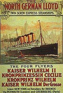 SS Kaiser Wilhelm der Grosse - Wikipedia, the free encyclopedia