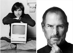 Steve Jobs February 24, 1955 – October 5, 2011. Rest in peace.