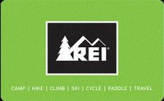 REI eGift Card - $10