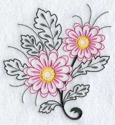 """Daisy (Vintage) photo: 4.81""""(w) x 5.05""""(h) (122.2 x 128.2mm) This photo was uploaded by cageycrafts"""