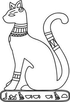 egyptian cat art lesson - Saferbrowser Yahoo Image Search Results