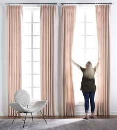 Have you seen our Window Treatments? Linens, velvets, prints & more. High-end hardware. Lengths from to Come in to customize your look. - Find a store: 🔗 in bio. Interior Styling, Interior Decorating, Have You Seen, Window Treatments, Linens, Hardware, Velvet, Windows, Curtains