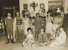 Carnaval en el Hotel Hermitage, Febrero 1963, Mar del Plata - Haynes Publishing Company Archive //Programa Archivos en Peligro - Biblioteca Británica // Endangered Archives Program -British Library