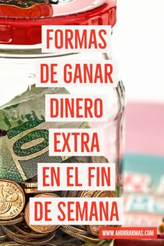 Aprovecha tu fin de semana y consigue dinero extra. Make Money Online, How To Make Money, Bussines Ideas, Work Motivation, You Better Work, Marketing Jobs, Financial Tips, Online Work, Money Tips