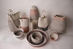 Storage rope baskets