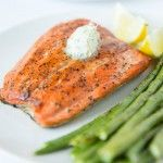 Pan Seared Salmon with Dill Butter | — Tastes Lovely