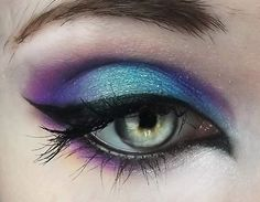 Poisoned Peacock by Victoria D from MakeupBee using Sugarpill and Tokidoki products