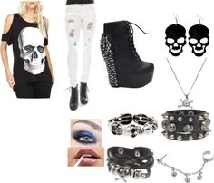 """""""Lucille."""" by blake-smith ❤ liked on Polyvore"""