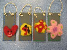 Korttimalleja - www.opeope.fi Crochet Earrings, Projects To Try, Drop Earrings, Flowers, Jewelry, Jewellery Making, Floral, Jewelery, Drop Earring
