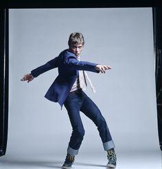 David Bowie photos by Clive Arrowsmith