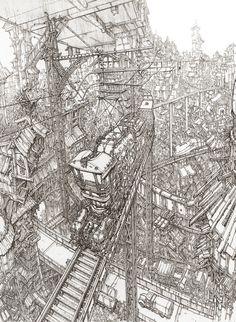 Город — Graphics