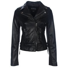 Nathan Alexander - biker style jacket
