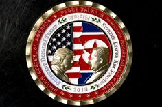 Trump-Kim Meeting Is Yet to Come but U.S. Has Minted the Coins