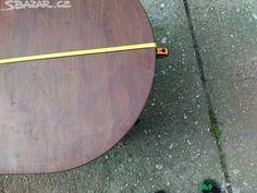Starý jídelní retro set-jídelní stůl + židle - obrázek číslo 4