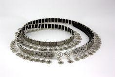 Finland, Folk, Costumes, Jewellery, Bracelets, Rings, Silver, Crafts, Style