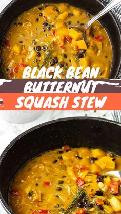 Vegetable Recipes, Meat Recipes, Gluten Free Recipes, Vegetarian Recipes, Healthy Soups, Good Healthy Recipes, Butternut Squash Stew, Jamaican Cuisine, Fall Meals