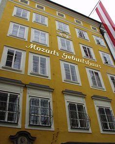 Jurnal de calatorie-Salzburg. Cum ajungi ? Obiective turistice? Unde se mananca bine ?