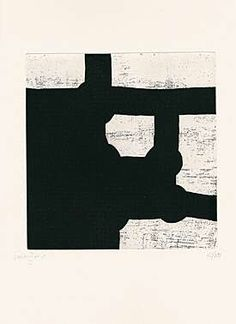 Eduardo Chillida (1924-2002), from 'Aroma', 2000. Etching and aquatint. Plate size: 25.5cm H x 24.9cm W. Sheet size: 53.5cm H x 42.4cm W. Edition of 160 copies.