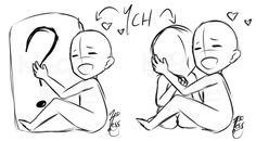   YCH   Hugs!   OPEN by NeoNess101