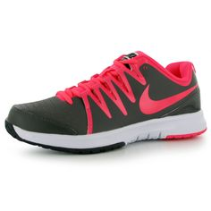 Nike | Nike Vapor Ladies Court Shoes | Ladies Indoor and Court Trainers