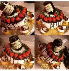 Strange 24 Best Hennessy Cake Images Hennessy Cake Liquor Cake Cupcake Funny Birthday Cards Online Elaedamsfinfo