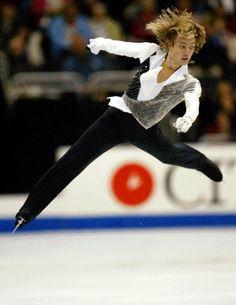 Evgeni Plushenko, uno de los mejores patinadores que de la historia.