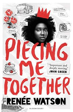 Piecing Me Together by Renée Watson. 2018 Newbery Honor Book and Coretta Scott King Author Award Winner at American Library Association Awards. Nominated for 2017 LA Times Young Adult Literature Award. Published by Bloomsbury Children's Books. Reading Lists, Book Lists, Ya Books, Books To Read, King Author, Strive For Success, Feel Good Books, John Green Books, Mentor Program