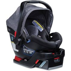 Britax B-Safe 35 Elite Infant Car Seat, Vibe, Black