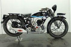 Terrot HLG 1934 350cc 1 cyl sv