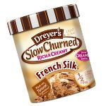 French Silk Ice Cream  Yup, don't need a fancy photo or recipe, just tasty truth