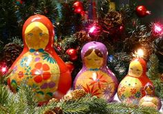 How to Make Matryoshka - Russian Nesting Dolls - with Gourds
