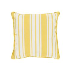 Decor 140 Geraldton Indoor / Outdoor Throw Pillow, Brt Yellow