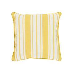 Decor 140 Geraldton Indoor / Outdoor Throw Pillow, Brt Yellow