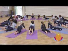 Yoga To Go Kids Classes in Australian Primary Schools - YouTube