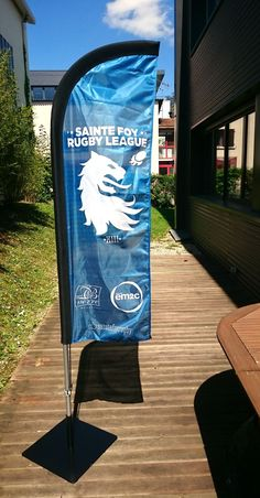 Sainte Foy Rugby League XIII | Beach Flag and others things