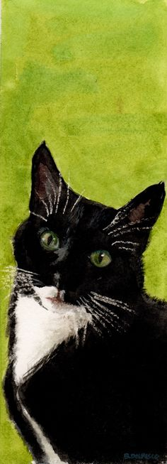 Belinda Del Pesco Fine Art Blog: Watercolor: Hypnotist