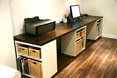 18 DIY Desks to Enhance Your Home Office - 4homedecoration