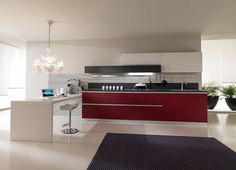 CONTEMPORARY KITCHEN DESIGN PEDINI SAN DIEGO - contemporary - kitchen cabinets - san diego - ITALIAN KITCHEN CABINETS IN SAN DIEGO