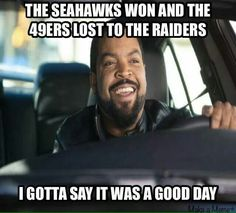 Yes it was!!! Seahawks Rawk!!!