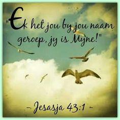 By jou naam geroep Prayer Verses, Prayer Book, Scripture Verses, Scriptures, Psalm 38, Biblical Quotes, Bible Verses Quotes, Faith Quotes, Jesus Quotes