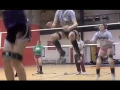 Each set should not last longer than the duration of 12 to 15 seconds. The purpose of this drill is to help volleyball player's jump higher. Each rep must be explosive and quick while maintaining maximum jump height. Complete 3 to 4 resisted sets followed by two un-resisted sets. Volleyball players should rest in between each set roughly 40 seconds to a minute.